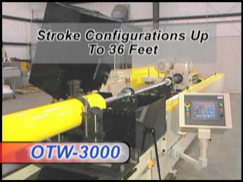 Horizontal Honing Machines | Production Duty - OTW 3000