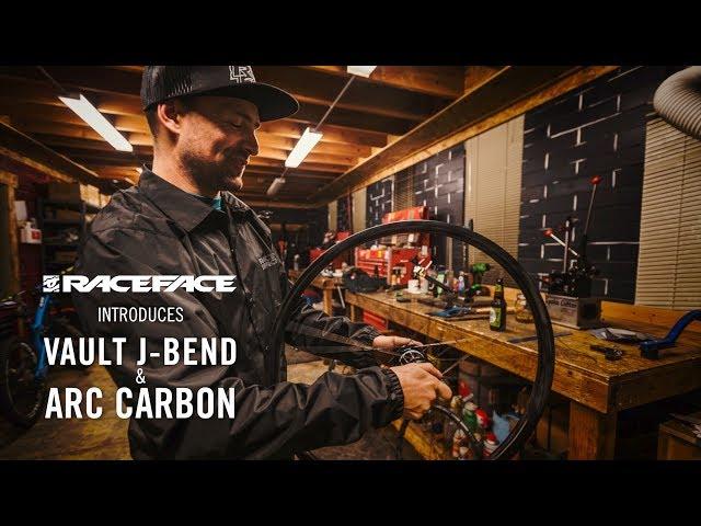"Видео Обод RaceFace Arc Carbon Rim 31mm 29"" 28H"