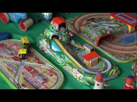 Modellbauausstellung 2013 Ebensee Blechspielzeug