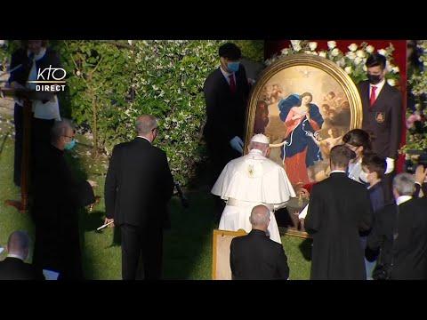Marathon de prière : Jardins du Vatican - lundi 31 mai