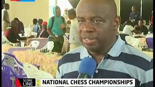 National chess championships underway in Nairobi    Score Line