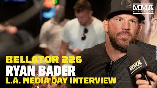 Ryan Bader Says He Can
