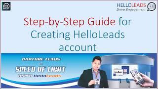 HelloLeads video