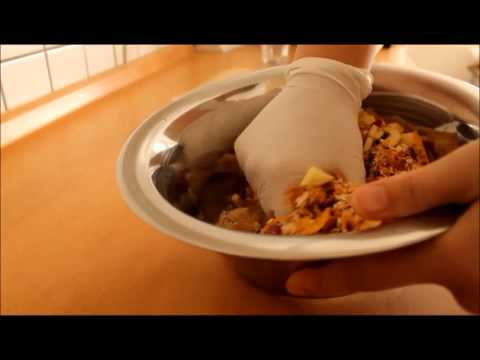 Rezept: Papageien Fruchtbällchen in papageien-bäckerei.tv