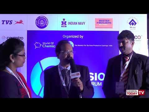 Brajesh Nahar, Bhushan Steel - Corrosion Technology Forum 2018