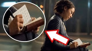 Nora's SECRET Journal Returns! Speed Force Symbols are back! - The Flash 5x05 Promo