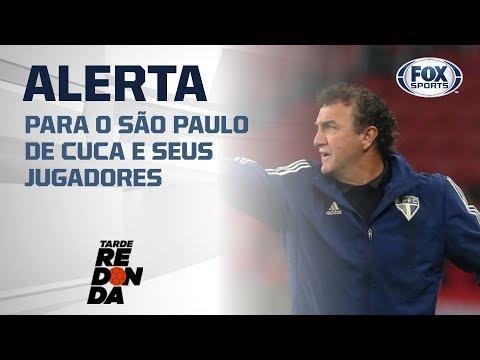 DICAS E ALERTA PARA O SÃO PAULO! CASCINO FALA!