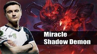 Dota 2 Stream: Liquid Miracle playing Shadow Demon