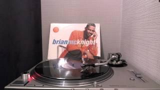 Brian McKnight - Hold me (Trackmasters Remix edit) 1998