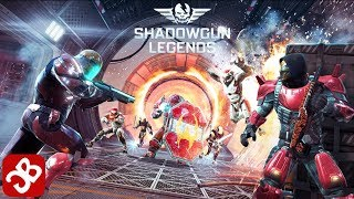 Shadowgun Legends (By MADFINGER Games ) - iOS/Android - Gameplay Video