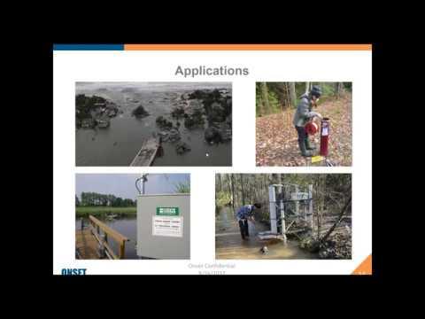Monitoreo remoto de niveles de agua