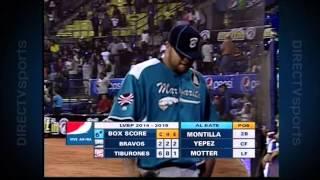 GrandSlam de Alex Castellano por Tiburones, 12-10-14