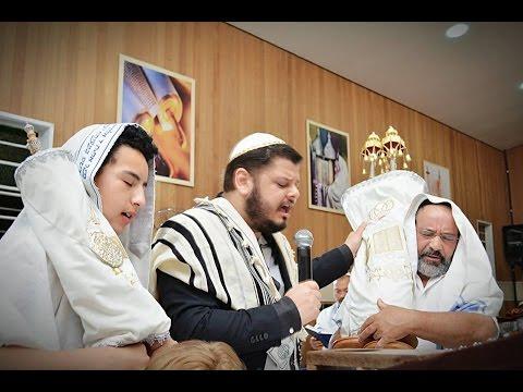 Simchat Torah - Arvit -  TV Anussim Brasil ao vivo