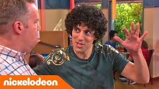 Грозная семейка | Хэнк против мага ✨ | Nickelodeon Россия