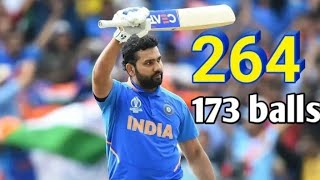 Rohit Sharma 264 Runs Full Highlights Vs Sri Lanka HD