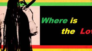 Damian 'Jr Gong' Marley Feat. Eve - Where Is The Love (2001)