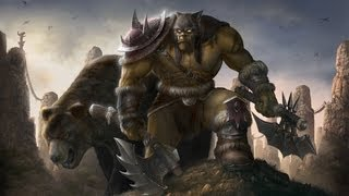 The Story of Rexxar [Lore]