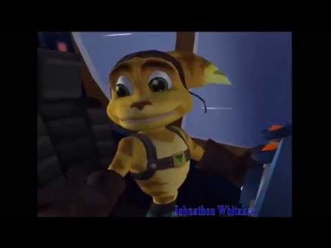 My Favortie Funny Scenes From Ratchet and Clank 1 2 Going Commando