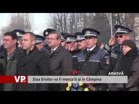 Ziua Eroilor va fi marcată și în Câmpina