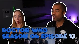 Doctor Who Season 06 Episode 13 The Wedding Of River Song (Jane And JVs REACTION 🔥)