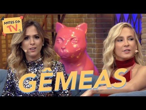 Falando Junto - Tatá Werneck + Claudia Leitte - Lady Night - Humor Multishow