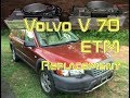 2001 Volvo V70 Turbo ETM Replacement 5 cyl 2.0  (also S80 01-06, S60 01-09 and V70 00-07)