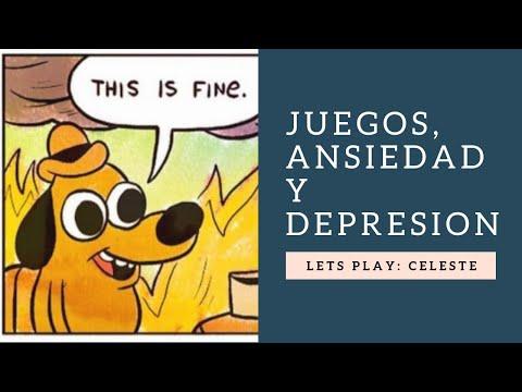 Videojuegos y cómo ayudan con problemas como la depresión y ansiedad.
