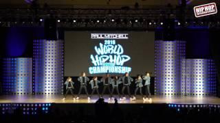 Bubblegum - New Zealand (Bronze Medalist Junior Division) @ #HHI2016 World Semis!!
