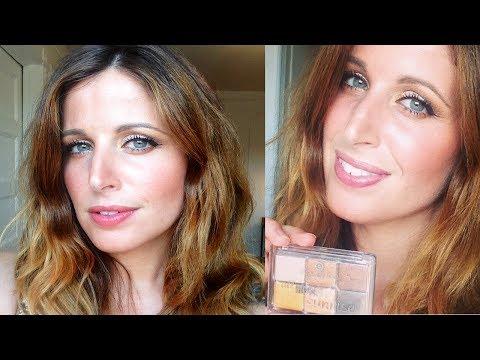 Makeup Trucco Tutorial Summer Occhi Essence Palette SUNRISE