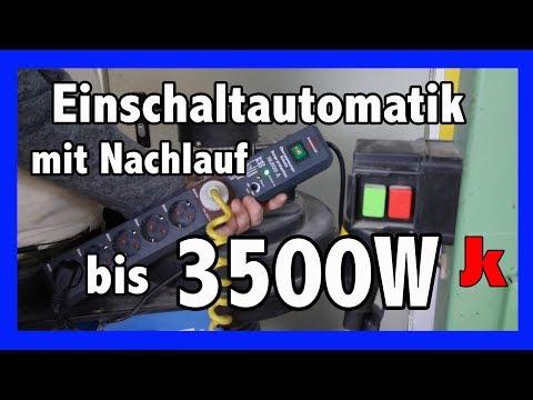 23€ Einschaltautomatik ohne Löten! 3500W