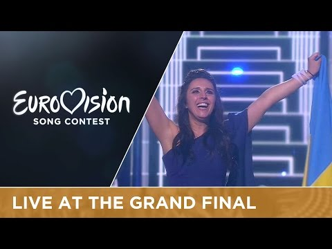Jamala - 1944 (Ukraine) Winning Performance at the 2016 Eurovision Song Contest