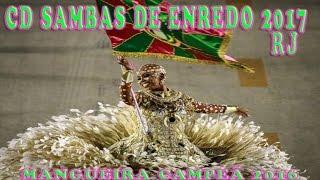 CD SAMBAS DE ENREDO 2017 RIO DE JANEIRO - GRUPO ESPECIAL