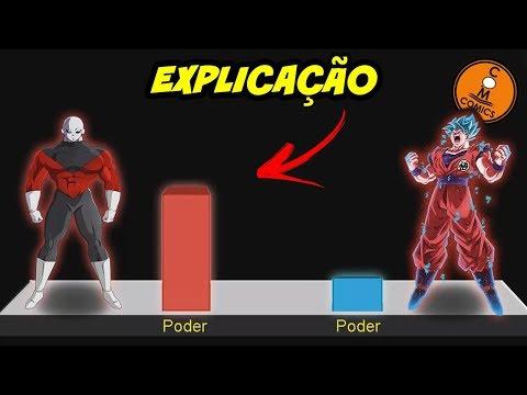 POR QUE JIREN É TÃO PODEROSO? - DRAGON BALL SUPER