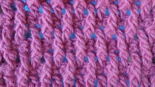 Crochet pattern Рельефный узор вязания крючком 60