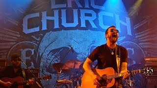 Eric Church - A Lot of Boot Left to Fill - C2C 2016 Live