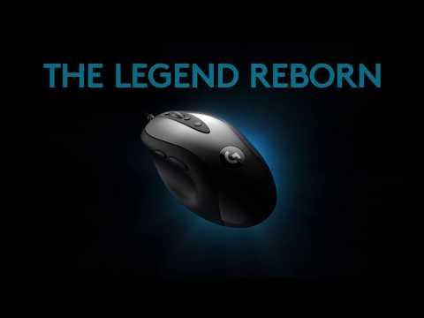 Анонсирована новая игровая мышь Logitech G MX518