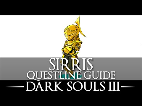 Sirris Of The Sunless Realms /  Dark Souls 3 / Questline Guide / Silvercat Ring / Darkmoon Loyalty