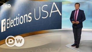 Хотел ли Кремль влиять на выборы в США через Facebook - DW Новости (07.09.2017)
