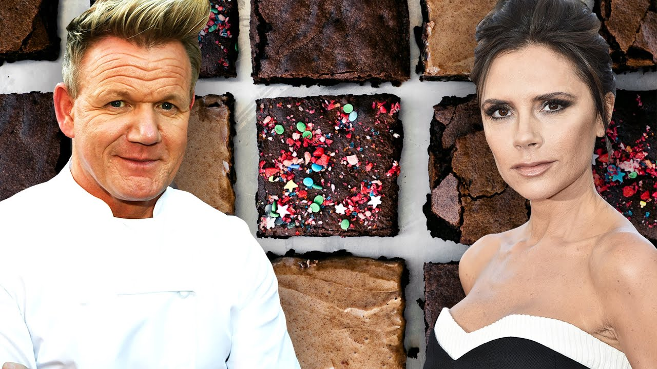 Which Celebrity Has The Best Brownie Recipe? thumbnail