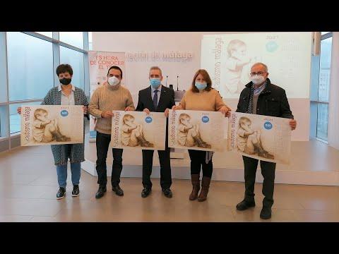 Presentación del calendario solidario 2021 de la Asociación Autismo Málaga