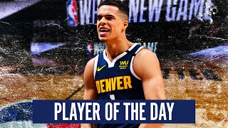 MICHAEL PORTER JR 37 POINTS - FULL HIGHLIGHTS | PLAYER OF THE DAY | 2019-20 NBA SEASON