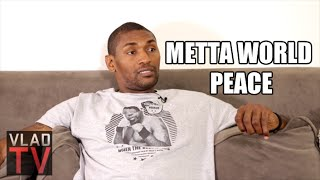 Metta World Peace: I Fought My Way Back Into the NBA