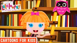 The Best Pet House | Compilation | Lalaloopsy | Cartoons For Kids