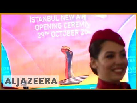 🇹🇷 Erdogan inaugurates Istanbul Airport, one of world's largest   Al Jazeera English
