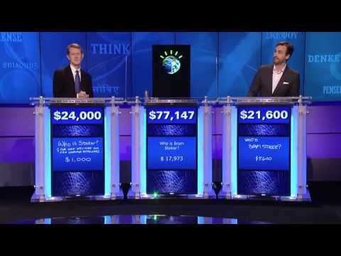 WATCH: Watson and the Jeopardy! Challenge