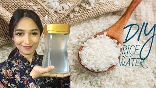 I USED RICE WATER ON MY FACE FOR 2 MONTHS AND THIS IS WHAT IT DID TO MY SKIN