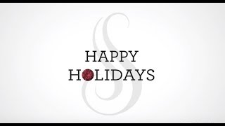 Happy Holidays from Stuller!