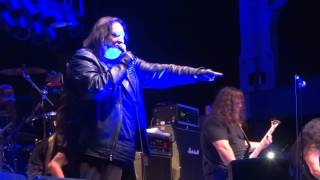 Obituary with Jon Oliva @ Florida Metal Fest 1.30.16 - Dungeons are Calling