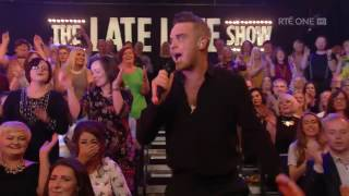 """Robbie Williams - """"Party Like a Russian"""" 