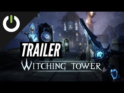 Gothic VR Adventure Witching Tower Hits PSVR Next Week
